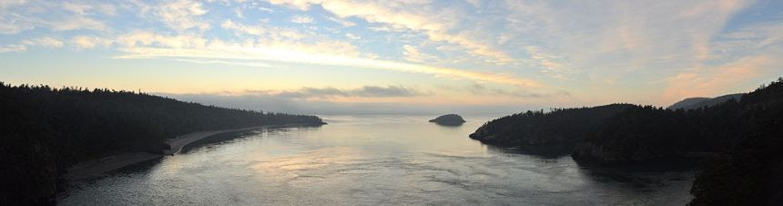 Deception_Pass Whidbey Island